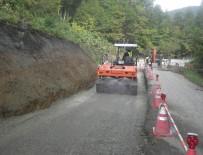 市道一の渡岩洞湖線 道路改良工事(道路) 施工状況