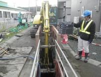 好摩処理分区第一工区 汚水管布設施工状況その2