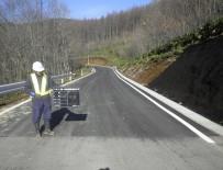市道一の渡岩洞湖線 道路改良工事(道路) 完成