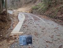 林道漆沢線 災害復旧その2工事 完成